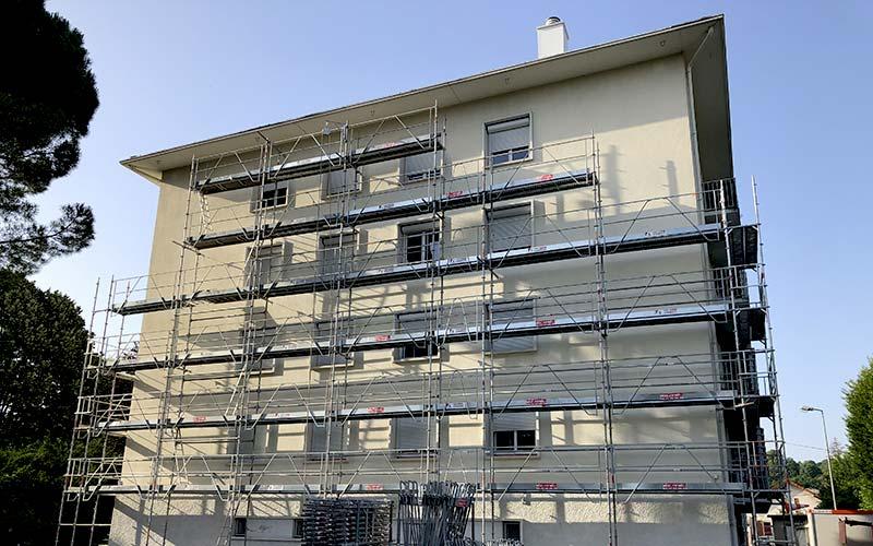G.P.M ÉCHAFAUDAGE : location et montage d'échafaudage à Chambéry en Savoie